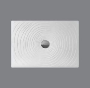 FLAMINIA Water Drop 100x70 DR100 - Brodzik (70 x 100 x 5,5)