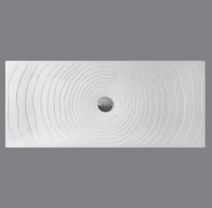 FLAMINIA Water Drop 160x70 DR7016 - Brodzik (70 x 160 x 5,5)