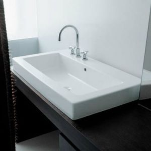 FLAMINIA Acquagrande 100 5051/INC - Umywalka (101 x 55 x 10)