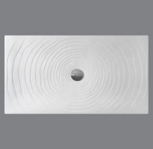FLAMINIA Water Drop 140x80 DR140 - Brodzik (80 x 140 x 5,5)